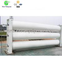 China CNG Natural Gas Jumbo Tube Cylinder Storage Group on sale