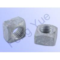 square nut GI BOLTS NUTS &WASHERS Manufactures