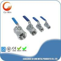 1 pc Stainless Steel Ball Valve Shut Off NPT Manufactures