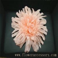 New style OEM handmade brooch fabric flower BBF1221 Manufactures