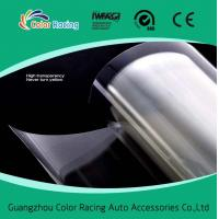 Automatic Repair Scratch Transparent PPF Self Adhesive Clear Car Paint Protection TPU Film Manufactures