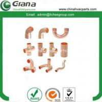 China HVAC Copper fitting equal teen for air conditioning on sale