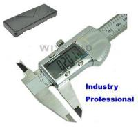 C009 New Industry Profesional 6inch 150mm Stainless Steel Electronic Digital Vernier Caliper Manufactures