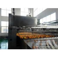 China 8000BPH Apple Fruit Juice Processing Plant , Filling And Packing Line on sale