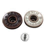 Buy cheap VT Custom Metal Small Jeans Buttons from wholesalers