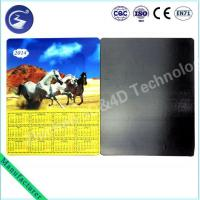 3D Lenticular Calendar With Magnet of Zodiac Manufactures