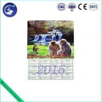 Buy cheap High Quality 3D PP Calendar Fridge Magnet sticker from wholesalers