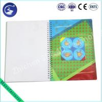 China Promotional 3D Lenticular Stationery Plastic School Notebook Cover on sale