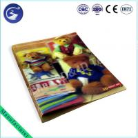 3D Lenticular Ring Binder, for Stationery Manufactures
