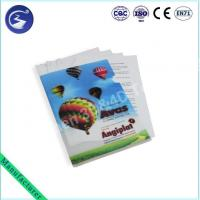 3D PET Custom Document File Folder for Office Manufactures
