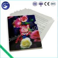 3D Legal and Cheap L-shape File Folder With Roses Manufactures