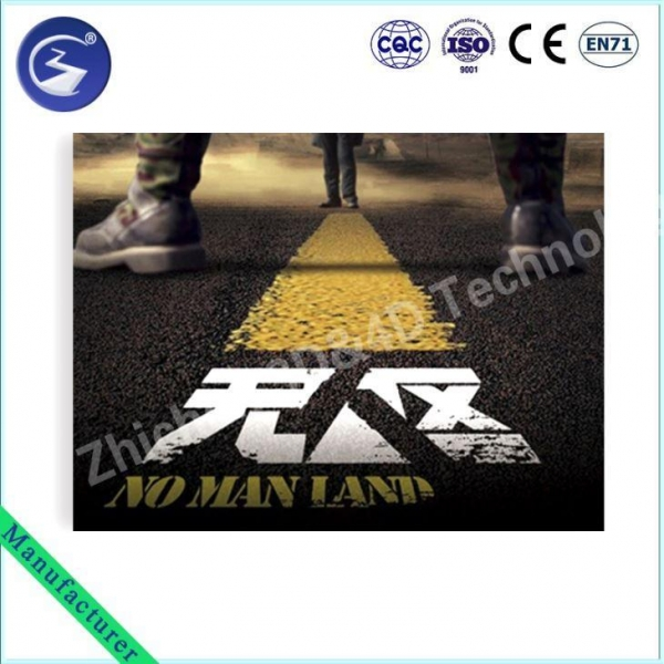 China Creative Naked Eye 3D Lenticular Movie Poster