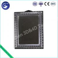 PVC Silver Clip Photo Frame Mirror Frame Manufactures