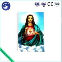 Buy cheap Religious 3D PP Fridge Magnet of Jesus Christ from wholesalers