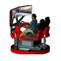 Three Screen Racing Car Manufactures