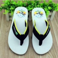 Top Level Quality Comfortable Foot Feeling Of White Slippers Manufactures