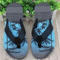 High Quality Open Toe Comfort EVA Slippers Manufactures