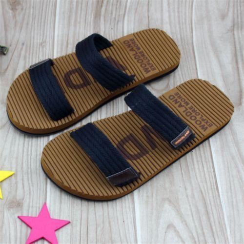 Quality Simple Design Mens Casual Walk Sandals for sale