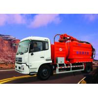 Sewage Truck Manufactures