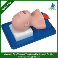 Infant intubation training CPR manikin Manufactures