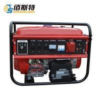 Buy cheap 380V 220V Output Small Power Open Type Gasoline Generator 2kw 3kw 4kw 5kw from wholesalers