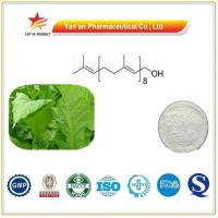 High Purity Tobacco Leaf Extract Solanesol / Nicotiana Tabacum L. P.E.