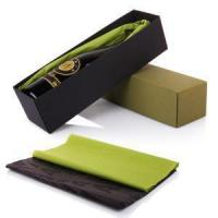 Buy cheap Design 2 Piece Wine Cardboard Packaging Gift Box Printing from wholesalers