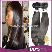 China Brazilian Virgin Hair short hair styles women with low price on sale