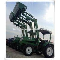 Besting used mini tractors and farm tractors with front loader TZ-4 Manufactures