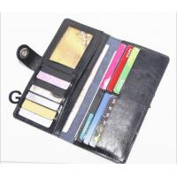 2016 Classic General Wallet Real Leather Hand Bag Men And Women Manufactures