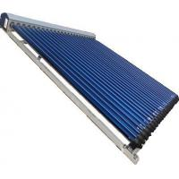 20 Tube Copper Pipe Solar Panels for Heating Water Manufactures