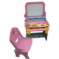 kids table set with drawing board Manufactures