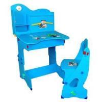 children study desk set with Clocks and book clip Manufactures