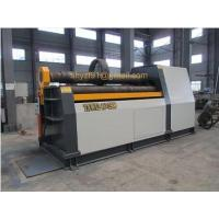 hydraulic 4-roller plate rolling machine Manufactures