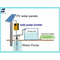 China High-Efficiency Solar Powered Deep Well Water Pump System on sale