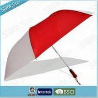 China Novelty 23 Double Layer Design Windproof Straight Reverse Umbrella Upside Down Car Umbrella on sale
