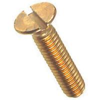 Brass Countersunk Slotted Screws Brass Countersunk Slotted Screws Manufactures