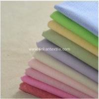 Factory direct sale solid dyed canvas fabric Manufactures