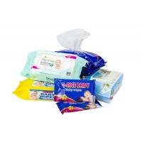 China Baby Wet wipes on sale