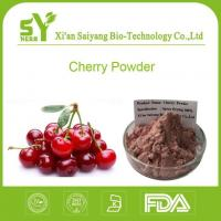 China Freeze Dried Organic Black Cherry Juice Powder on sale