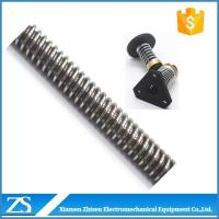 Lead Screw Stainless Steel Acme Threaded Rod With Delrin Acme Nut Manufactures