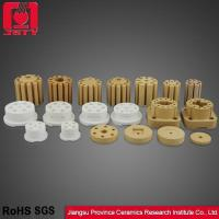 Cordierite Ceramic Bobbin Used as Heating Insulator Manufactures
