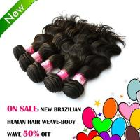On sales Brazilian hair natural wave Manufactures