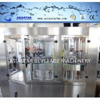 Fruit and vegetable beverage filling equipment BBR - 2159 Manufactures