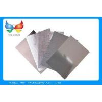 China Colorful Metallised Plastic Film , Metallic Beer Label Paper For Non - Alcoholic Drinks on sale