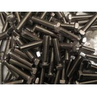 China Hastelloy C-22 Hardware Stainless Steel Bolt Hollow Acme Threaded Rods on sale