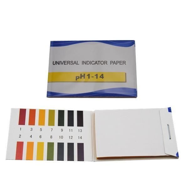 Quality Lab Glassware WIN-WIN LAB Universal PH Test Paper for sale