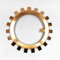 China Precise Copper Pipe, Copper Flanges by CNC Milling Machines on sale