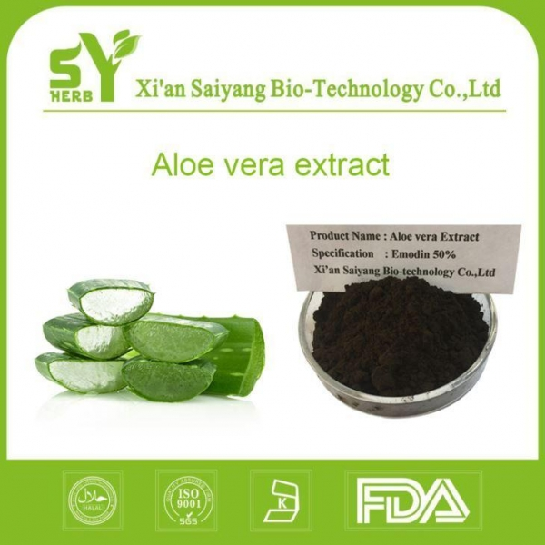 Quality Barbaloin Aloin Aloe Vera Extract/Organic A. Barbadensis Mill Leaf Extract Powder Manufacturers for sale