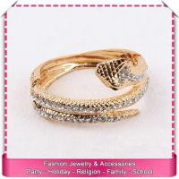 High quality imitation gold cuff bracelet serpent, low price party bracelet Manufactures